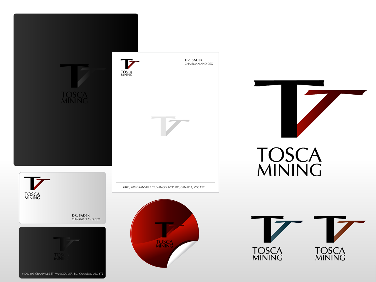 Logo Design by Mithra  Ravindran - Entry No. 188 in the Logo Design Contest Branding Bold & Beautiful logo for a copper mining compa.