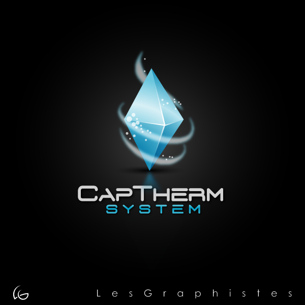 Logo Design by Les-Graphistes - Entry No. 4 in the Logo Design Contest CapTherm Logo.