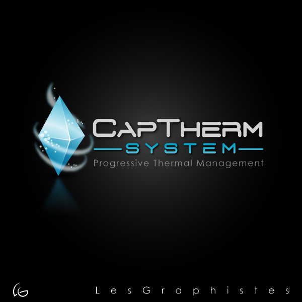 Logo Design by Les-Graphistes - Entry No. 5 in the Logo Design Contest CapTherm Logo.