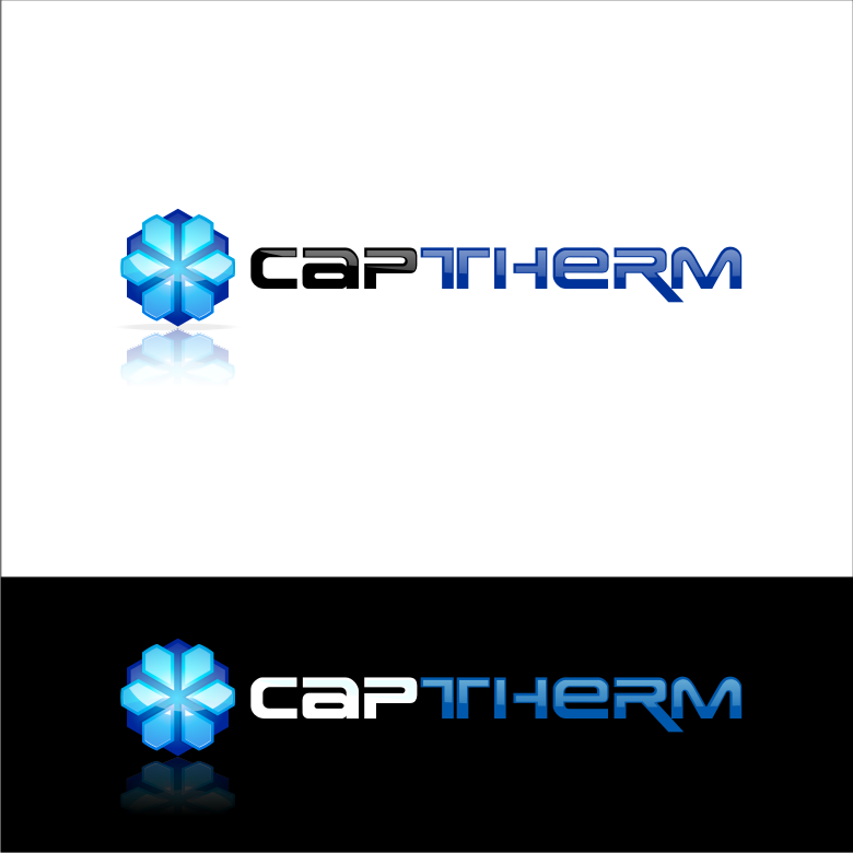 Logo Design by Private User - Entry No. 9 in the Logo Design Contest CapTherm Logo.