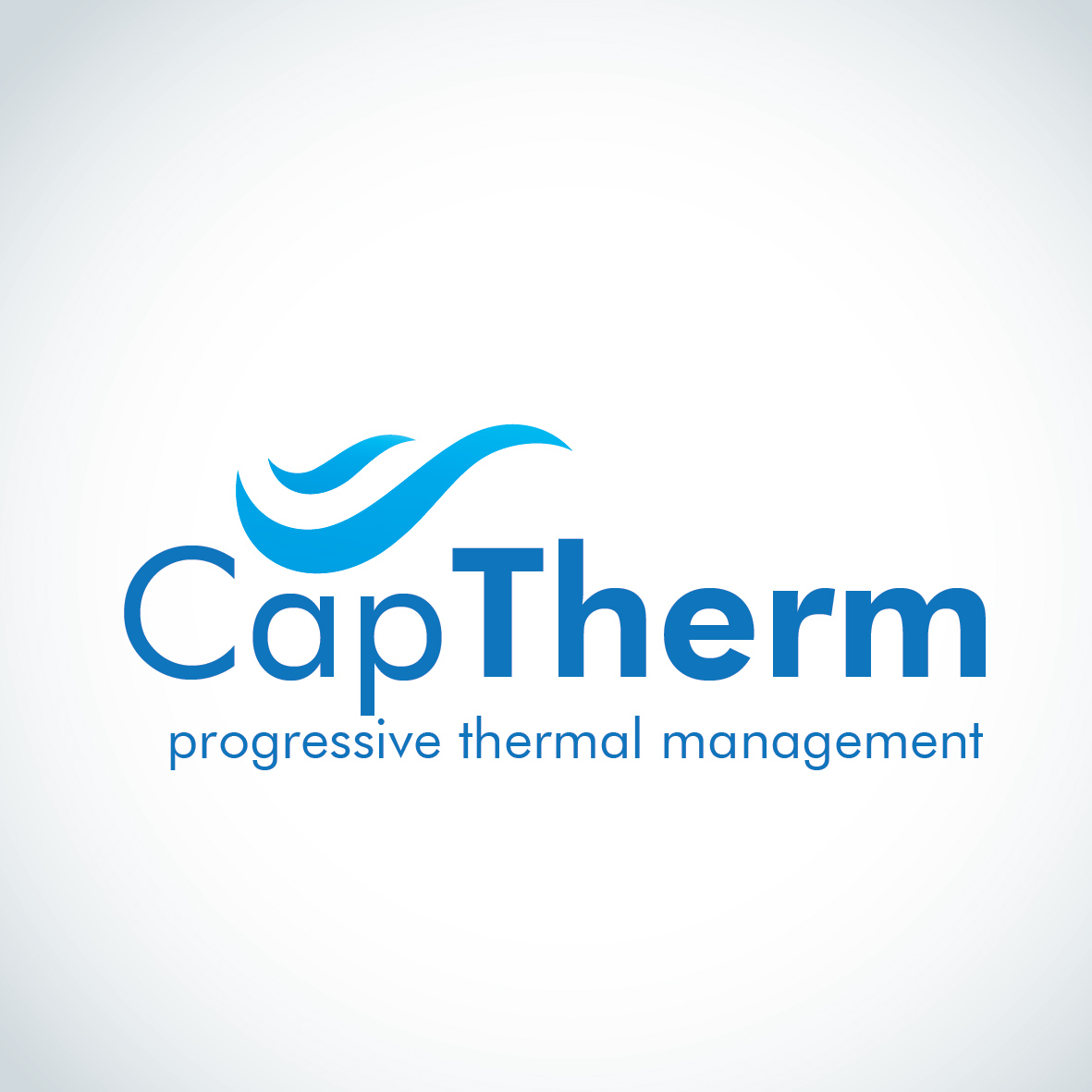 Logo Design by aesthetic-art - Entry No. 11 in the Logo Design Contest CapTherm Logo.