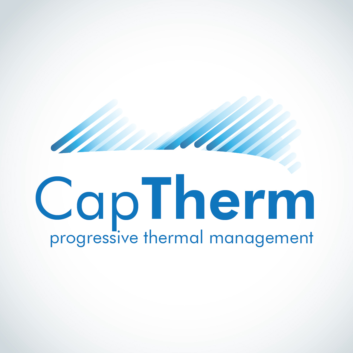 Logo Design by aesthetic-art - Entry No. 12 in the Logo Design Contest CapTherm Logo.