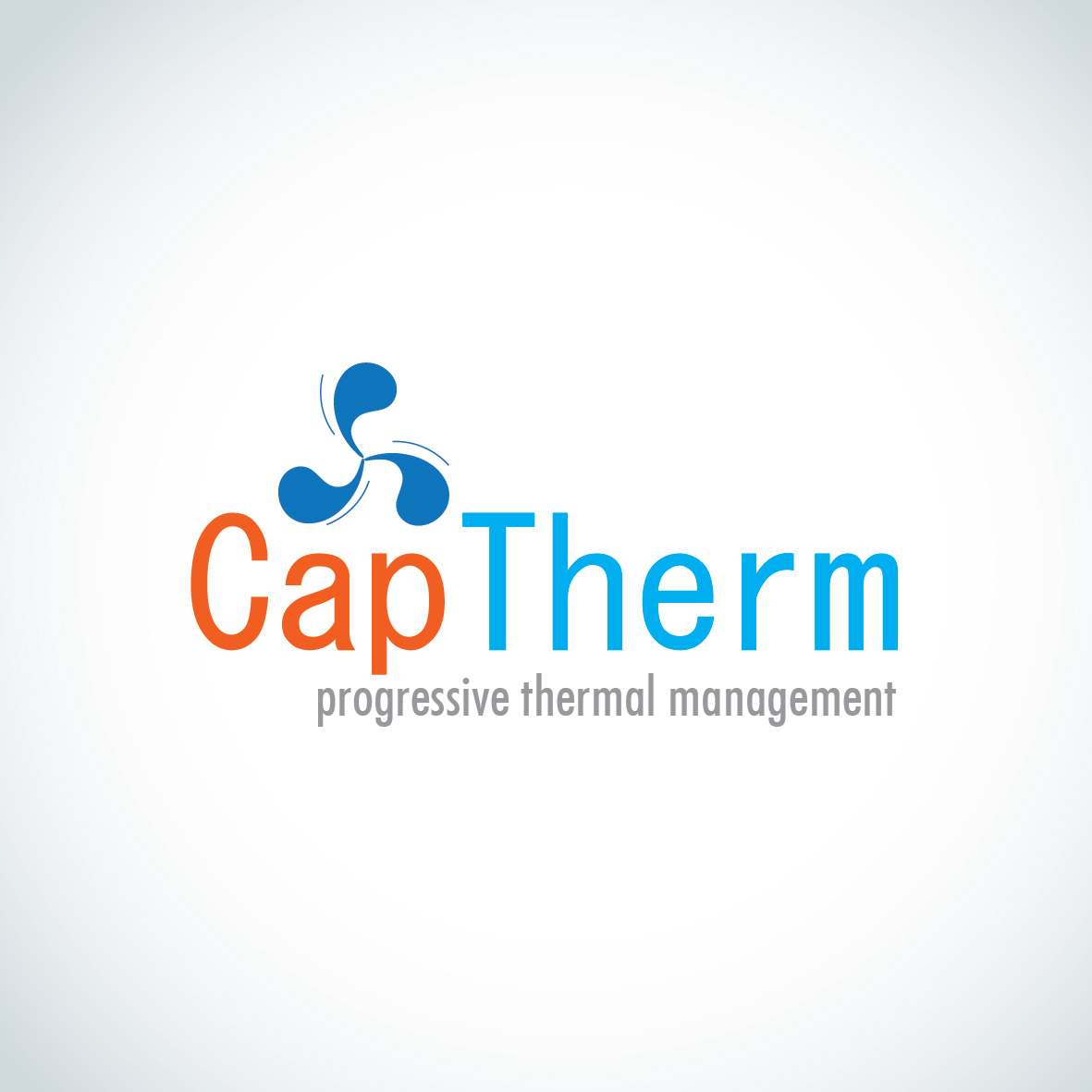 Logo Design by aesthetic-art - Entry No. 13 in the Logo Design Contest CapTherm Logo.