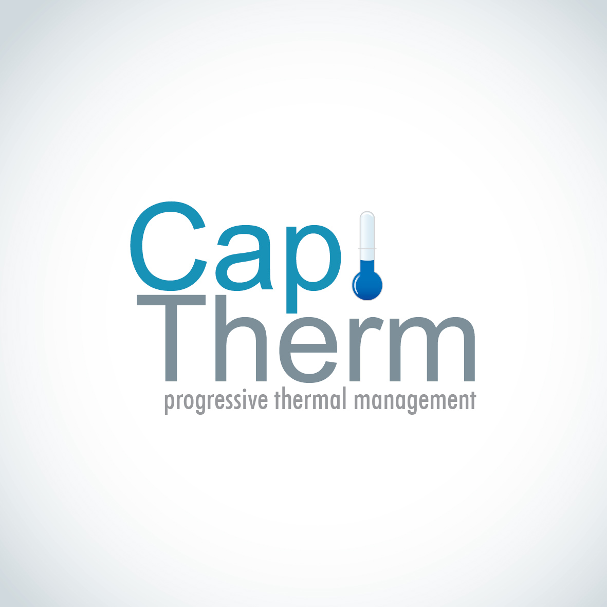Logo Design by aesthetic-art - Entry No. 14 in the Logo Design Contest CapTherm Logo.