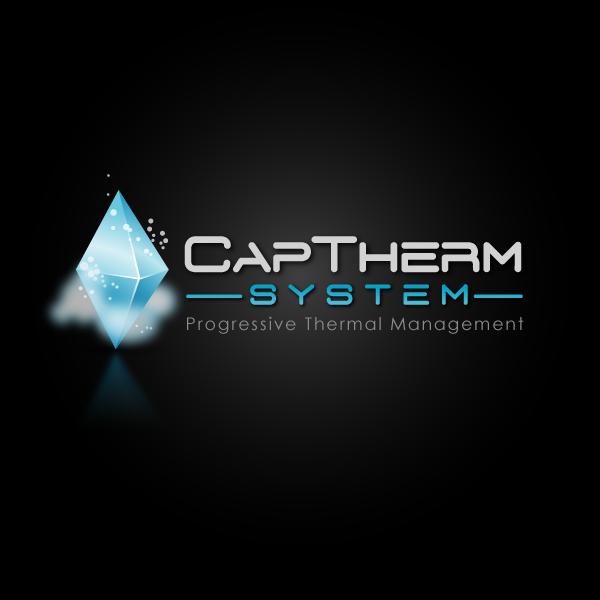 Logo Design by Les-Graphistes - Entry No. 20 in the Logo Design Contest CapTherm Logo.
