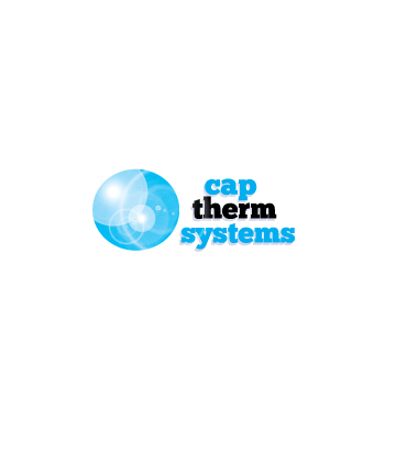 Logo Design by Private User - Entry No. 32 in the Logo Design Contest CapTherm Logo.