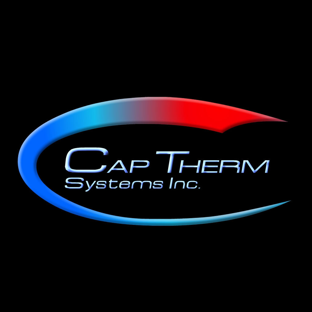 Logo Design by Brian Moelker - Entry No. 40 in the Logo Design Contest CapTherm Logo.
