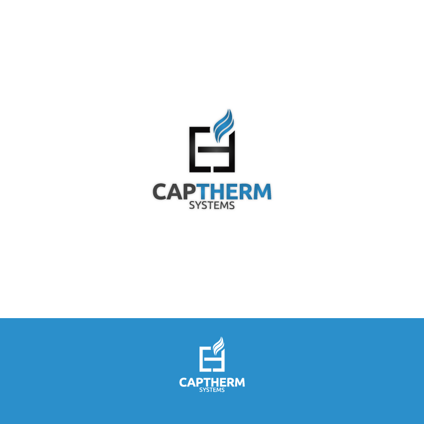 Logo Design by Alpar David - Entry No. 41 in the Logo Design Contest CapTherm Logo.