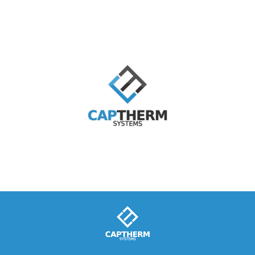 Logo Design by Alpar David - Entry No. 42 in the Logo Design Contest CapTherm Logo.
