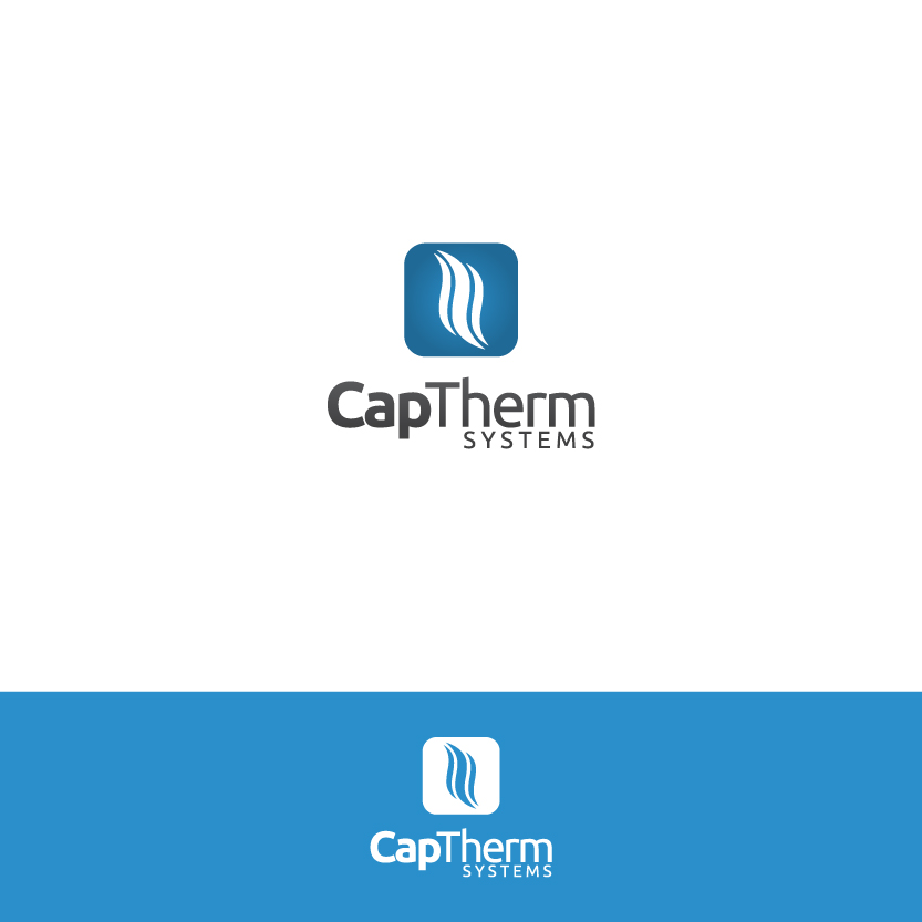 Logo Design by Alpar David - Entry No. 43 in the Logo Design Contest CapTherm Logo.
