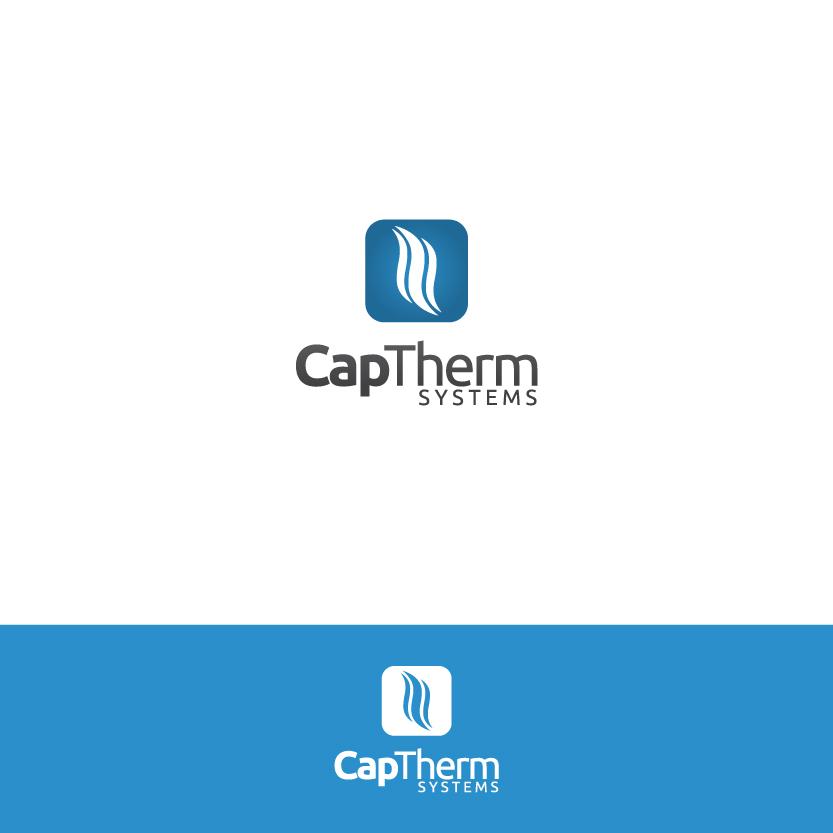 Logo Design by Alpar David - Entry No. 43 in the Logo Design Contest CapTherm Logo.