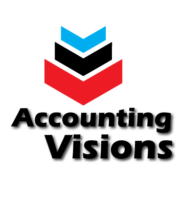 Logo Design by Private User - Entry No. 10 in the Logo Design Contest Accounting Visions.