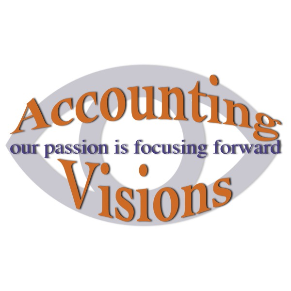 Logo Design by lemuelj - Entry No. 13 in the Logo Design Contest Accounting Visions.