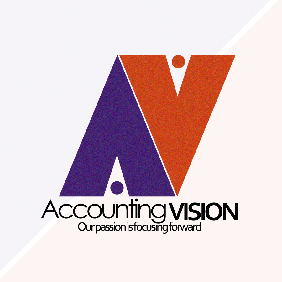 Logo Design by blackvirus31 - Entry No. 17 in the Logo Design Contest Accounting Visions.
