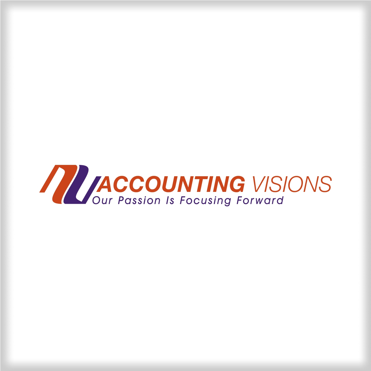 Logo Design by martinz - Entry No. 21 in the Logo Design Contest Accounting Visions.