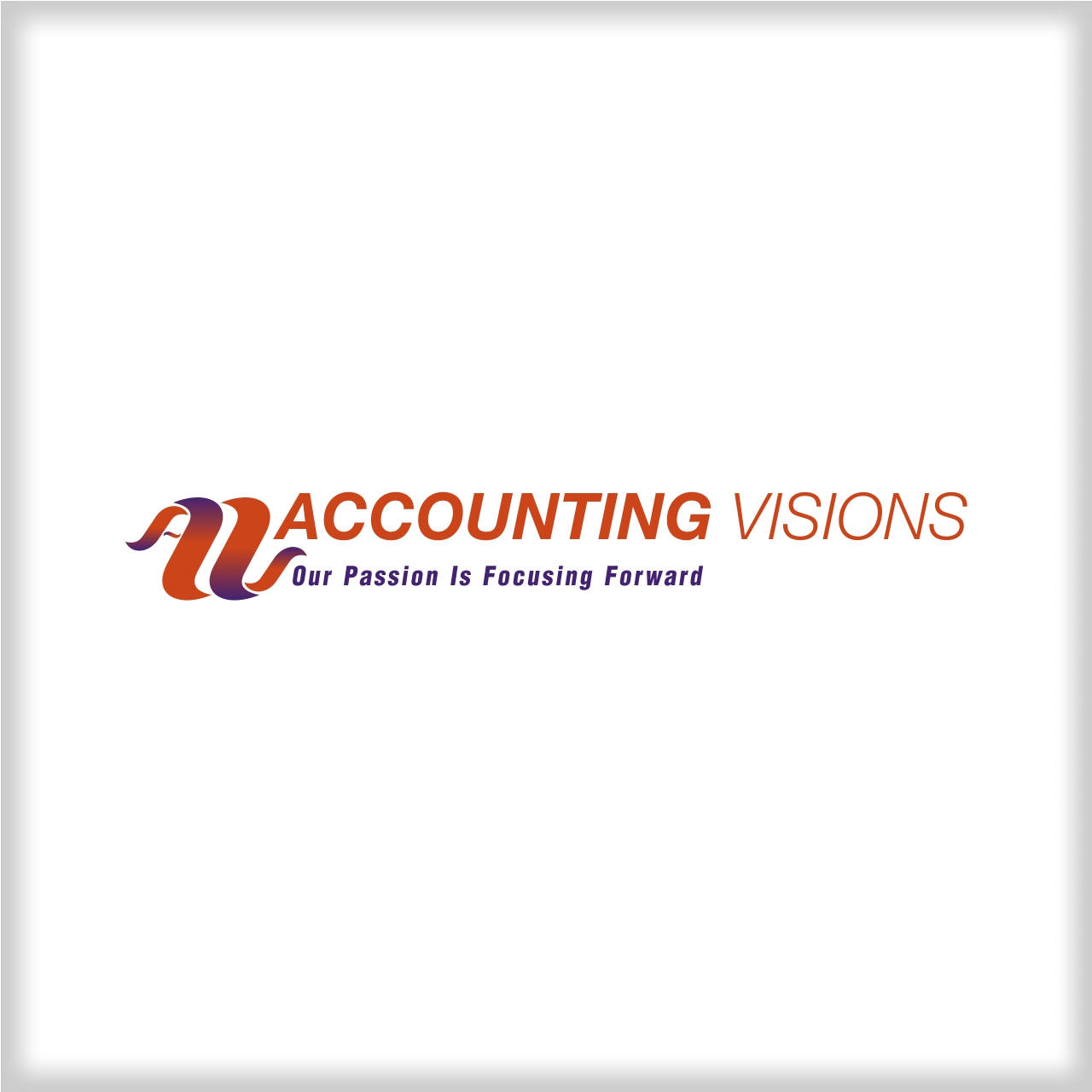 Logo Design by martinz - Entry No. 25 in the Logo Design Contest Accounting Visions.