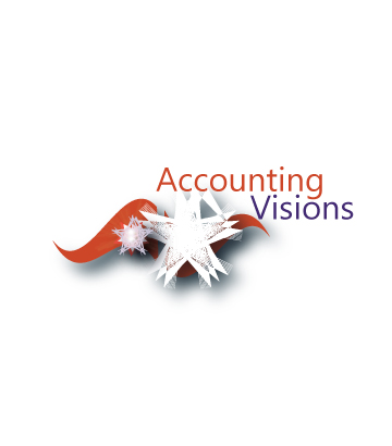 Logo Design by Private User - Entry No. 29 in the Logo Design Contest Accounting Visions.