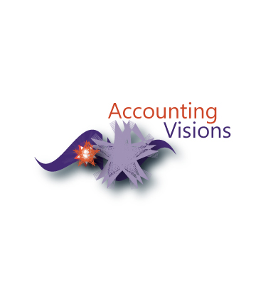 Logo Design by Private User - Entry No. 30 in the Logo Design Contest Accounting Visions.