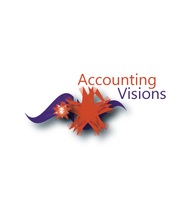 Logo Design by Private User - Entry No. 31 in the Logo Design Contest Accounting Visions.