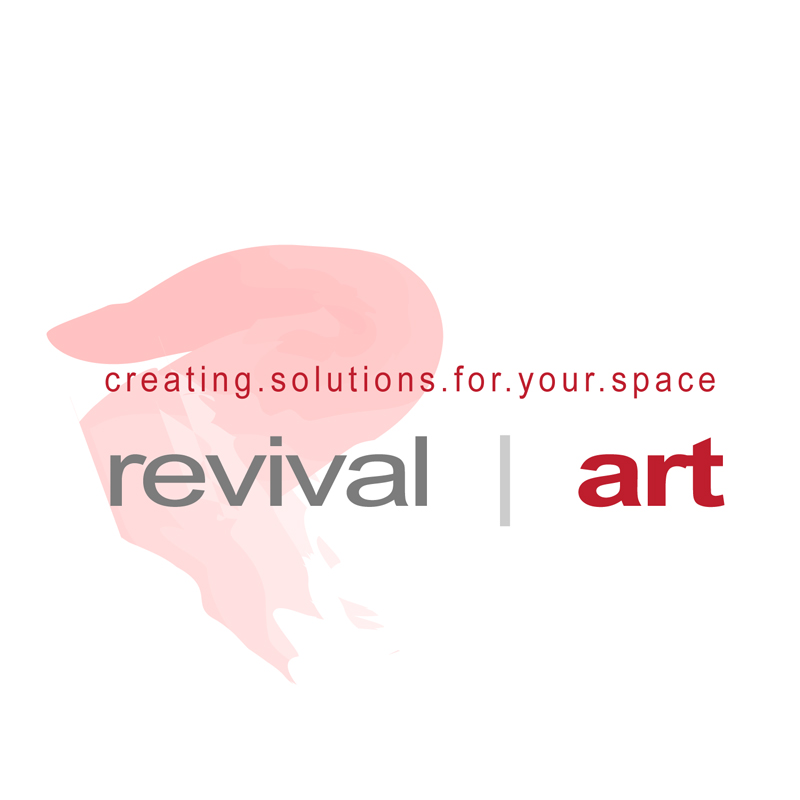 Logo Design by cindyb - Entry No. 23 in the Logo Design Contest Revival Art.