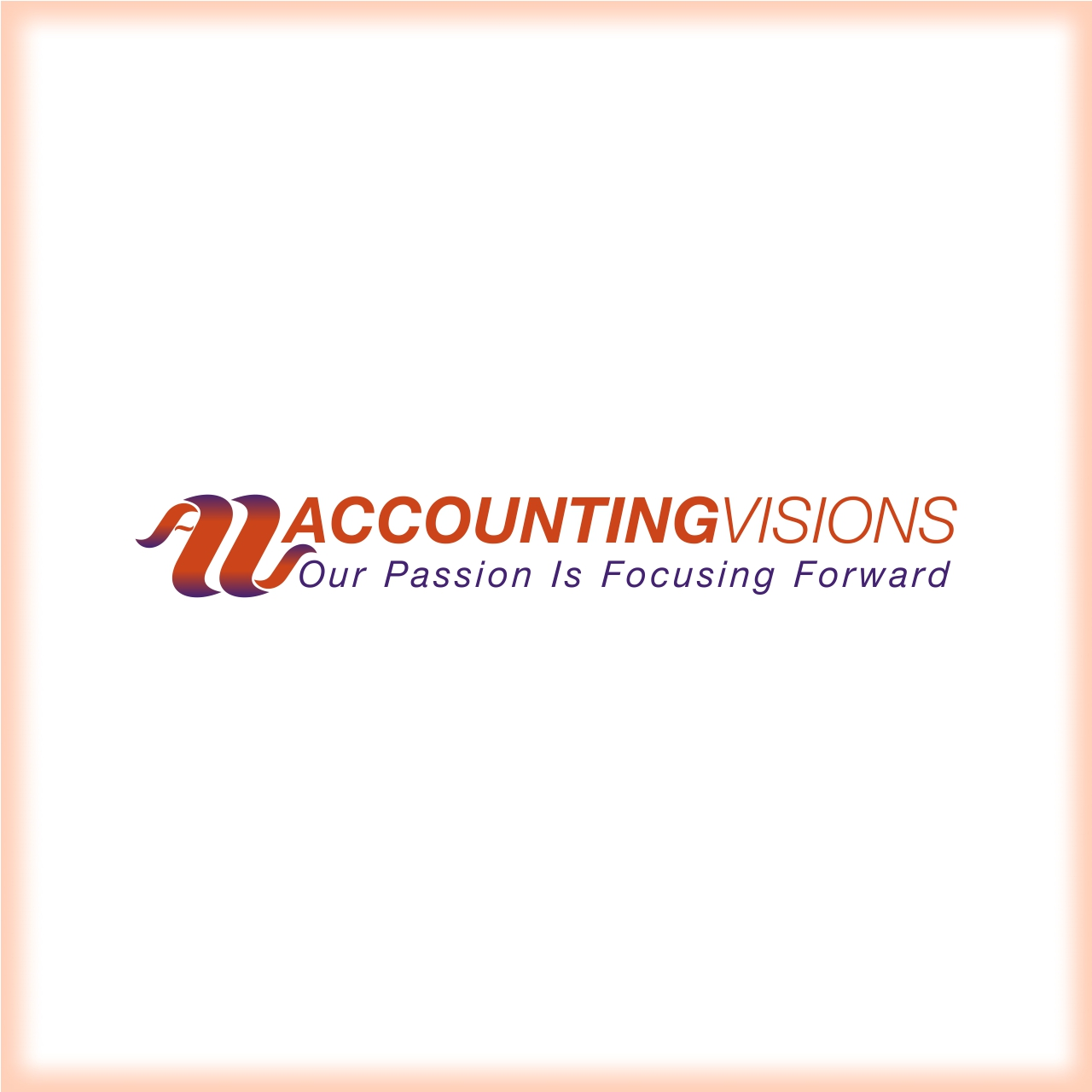 Logo Design by martinz - Entry No. 39 in the Logo Design Contest Accounting Visions.