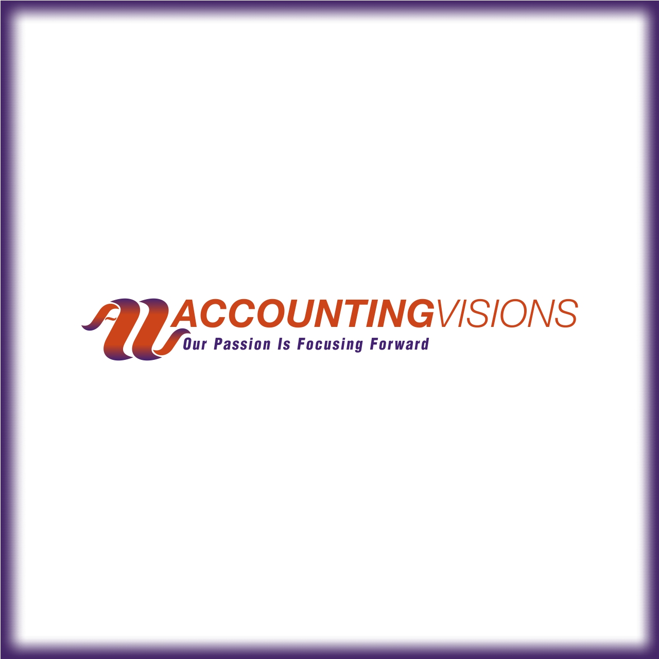 Logo Design by martinz - Entry No. 40 in the Logo Design Contest Accounting Visions.