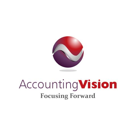 Logo Design by luvrenz - Entry No. 41 in the Logo Design Contest Accounting Visions.