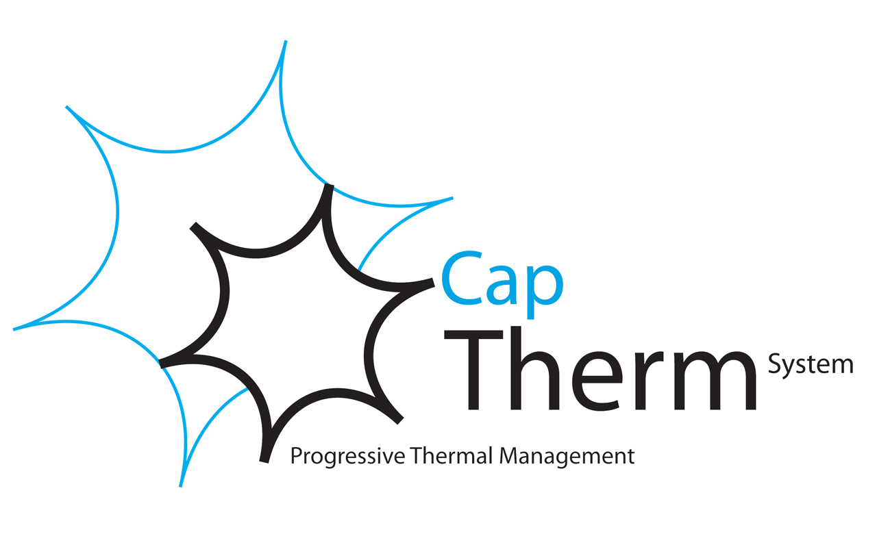 Logo Design by bUtz - Entry No. 66 in the Logo Design Contest CapTherm Logo.