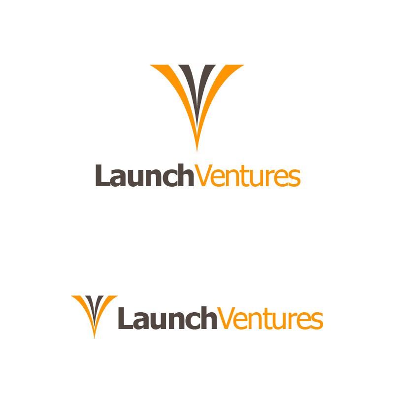 Logo Design by zesthar - Entry No. 16 in the Logo Design Contest Launch Ventures.