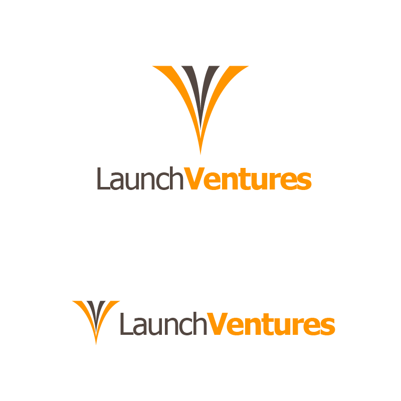 Logo Design by zesthar - Entry No. 17 in the Logo Design Contest Launch Ventures.
