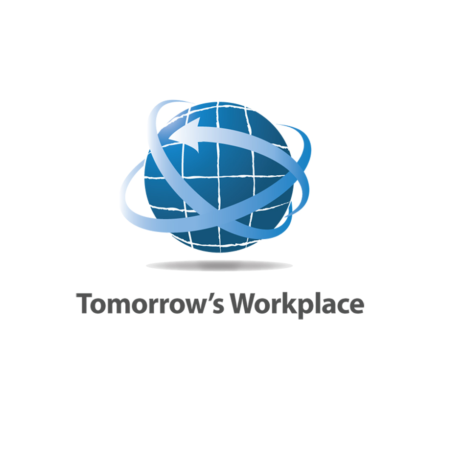 Logo Design by Mad_design - Entry No. 90 in the Logo Design Contest Tomorrow's Workplace.