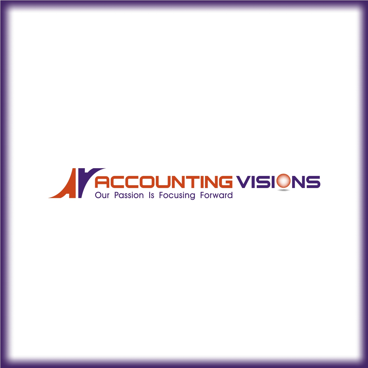 Logo Design by martinz - Entry No. 44 in the Logo Design Contest Accounting Visions.
