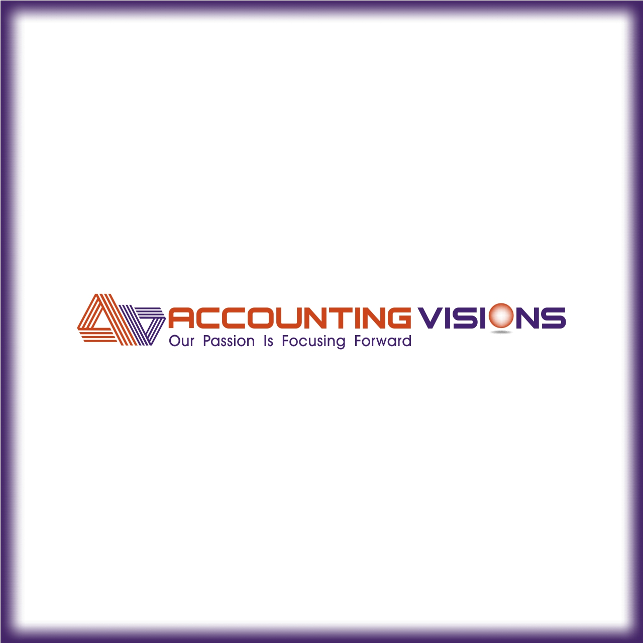 Logo Design by martinz - Entry No. 45 in the Logo Design Contest Accounting Visions.