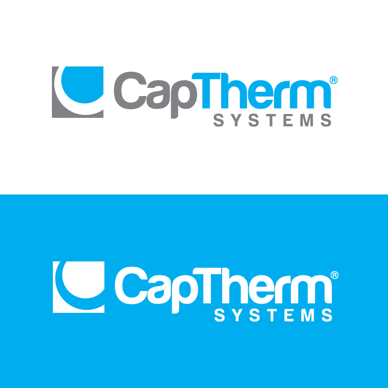 Logo Design by Number-Eight-Design - Entry No. 72 in the Logo Design Contest CapTherm Logo.