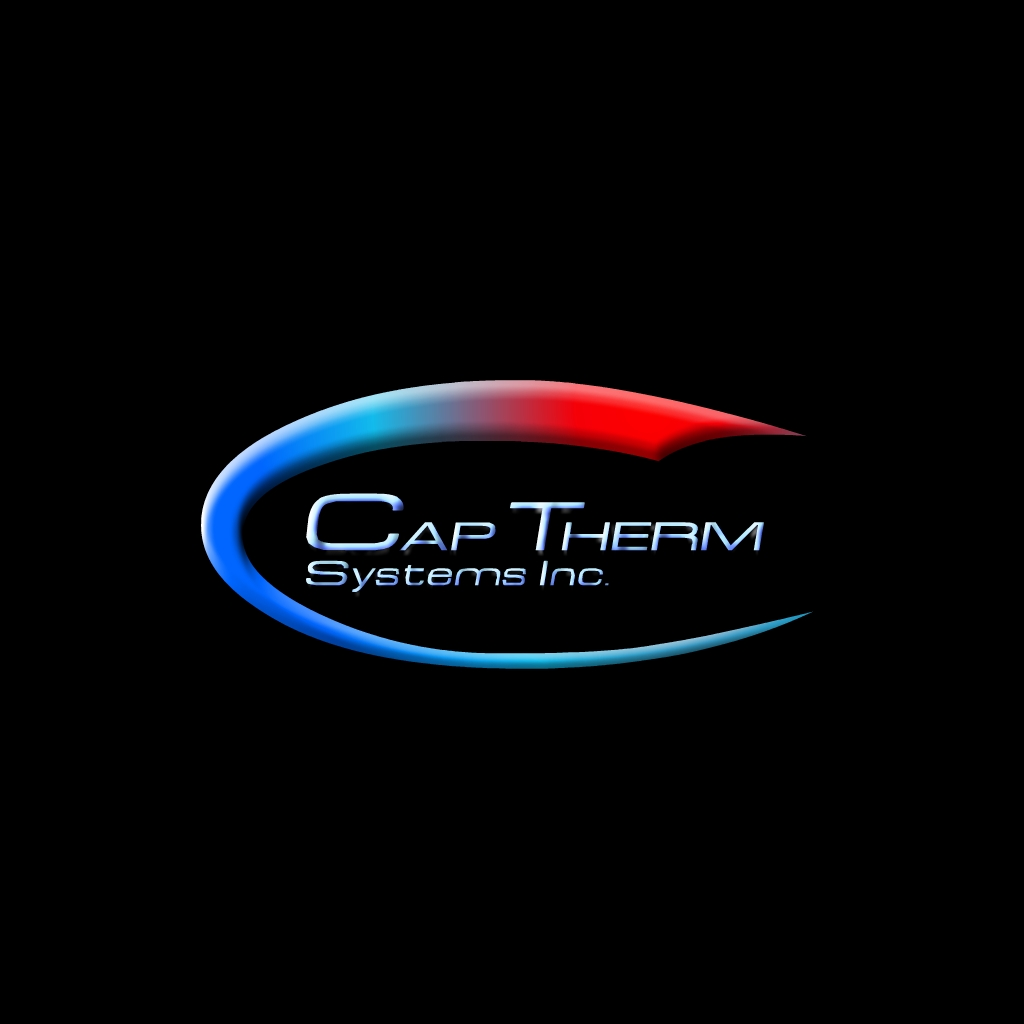 Logo Design by Brian Moelker - Entry No. 80 in the Logo Design Contest CapTherm Logo.