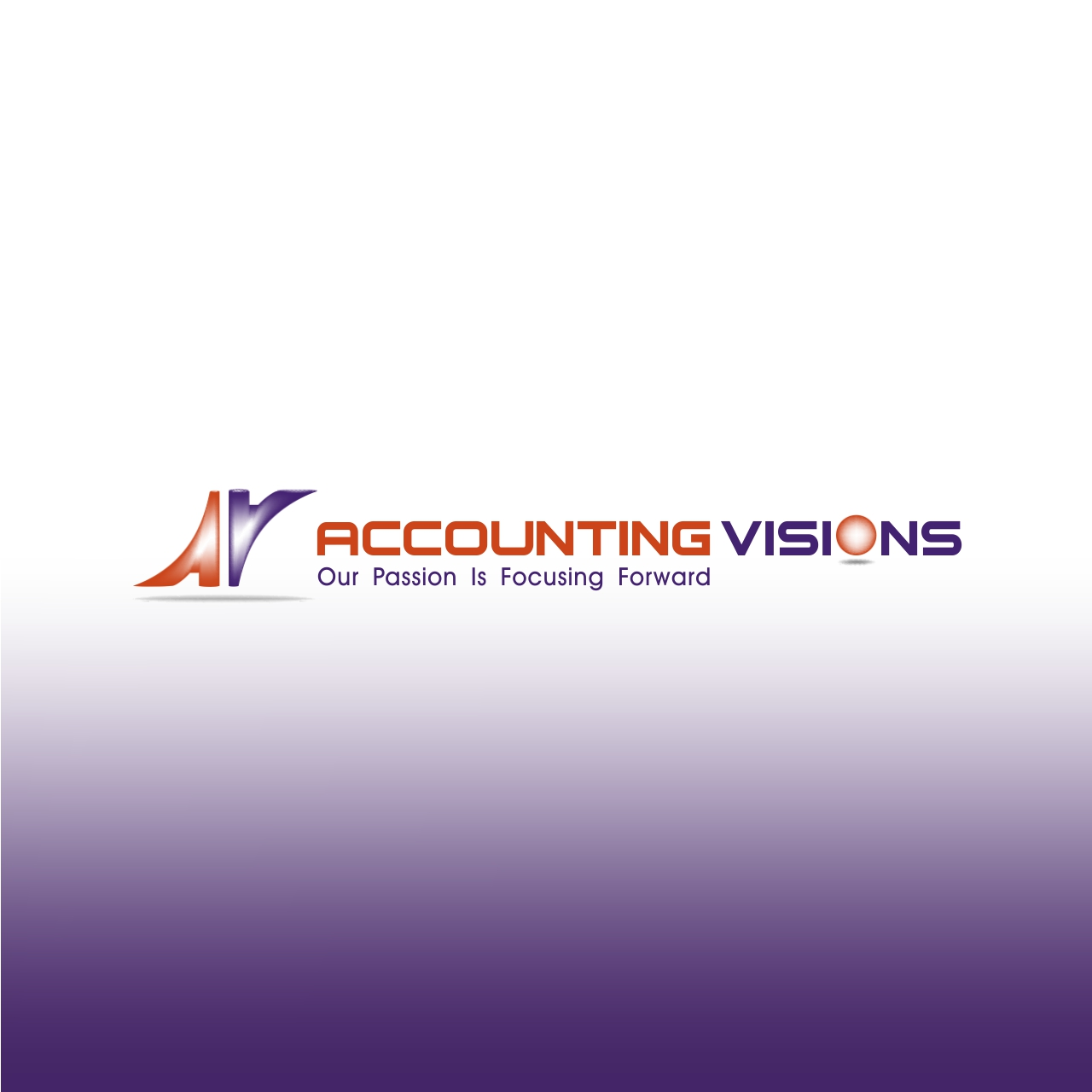 Logo Design by martinz - Entry No. 52 in the Logo Design Contest Accounting Visions.