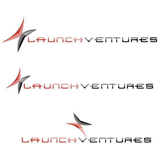 Logo Design by Fatima  - Entry No. 33 in the Logo Design Contest Launch Ventures.