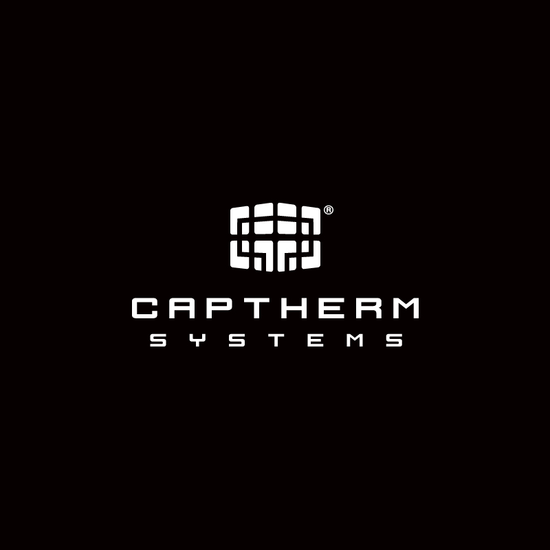 Logo Design by Number-Eight-Design - Entry No. 92 in the Logo Design Contest CapTherm Logo.
