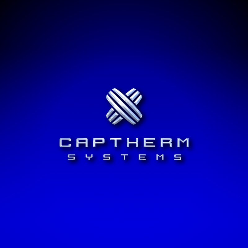 Logo Design by Number-Eight-Design - Entry No. 95 in the Logo Design Contest CapTherm Logo.