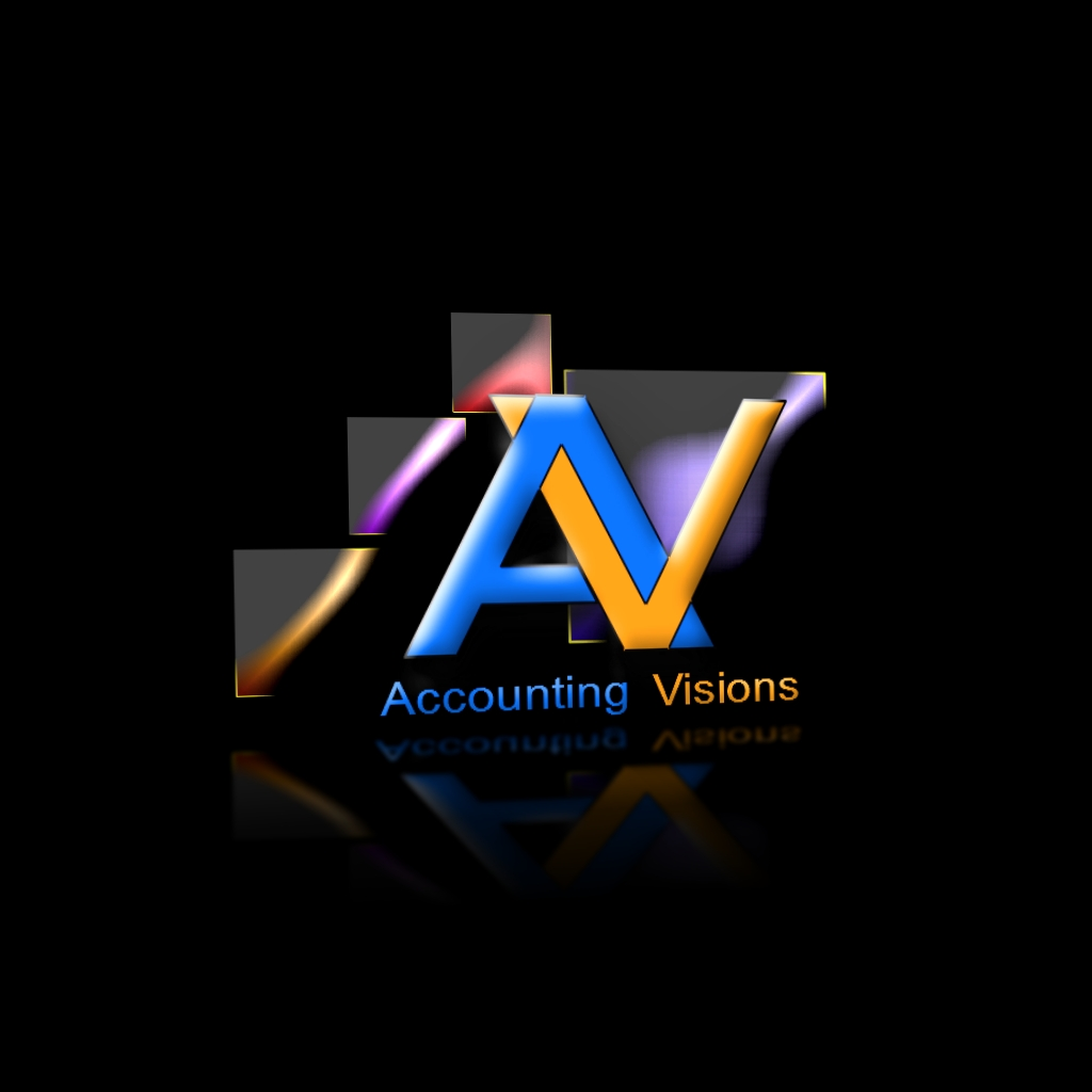 Logo Design by Brian Moelker - Entry No. 57 in the Logo Design Contest Accounting Visions.