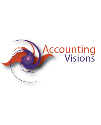 Logo Design by Private User - Entry No. 60 in the Logo Design Contest Accounting Visions.