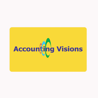 Logo Design by rythmx - Entry No. 64 in the Logo Design Contest Accounting Visions.