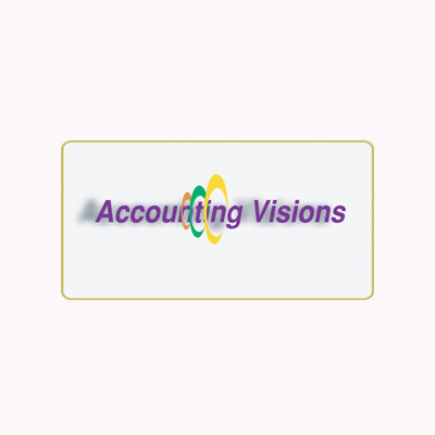 Logo Design by rythmx - Entry No. 65 in the Logo Design Contest Accounting Visions.