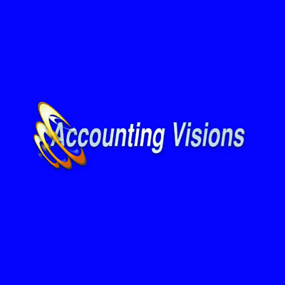 Logo Design by rythmx - Entry No. 68 in the Logo Design Contest Accounting Visions.