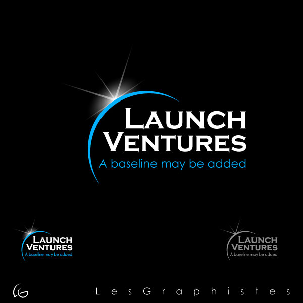 Logo Design by Les-Graphistes - Entry No. 65 in the Logo Design Contest Launch Ventures.