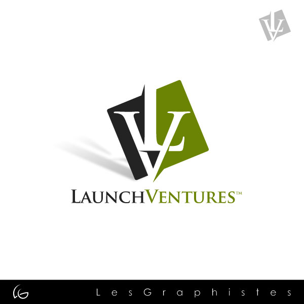 Logo Design by Les-Graphistes - Entry No. 66 in the Logo Design Contest Launch Ventures.
