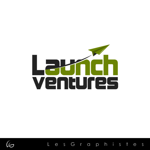 Logo Design by Les-Graphistes - Entry No. 68 in the Logo Design Contest Launch Ventures.