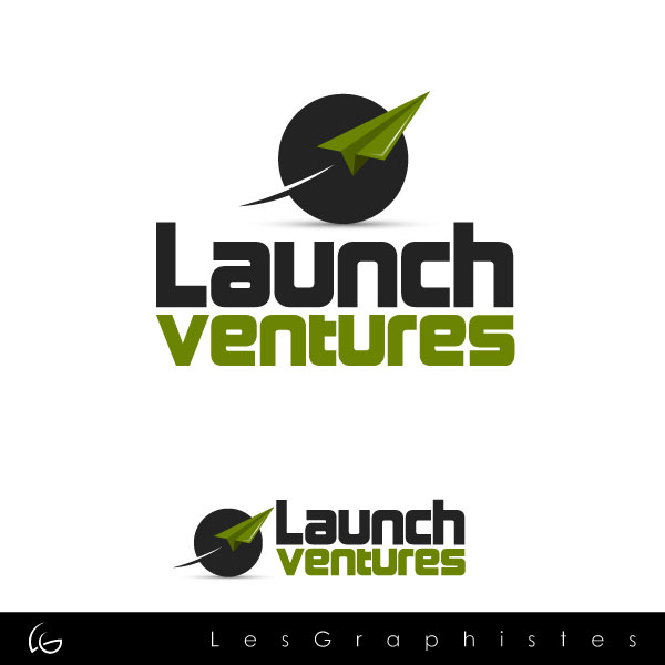 Logo Design by Les-Graphistes - Entry No. 69 in the Logo Design Contest Launch Ventures.