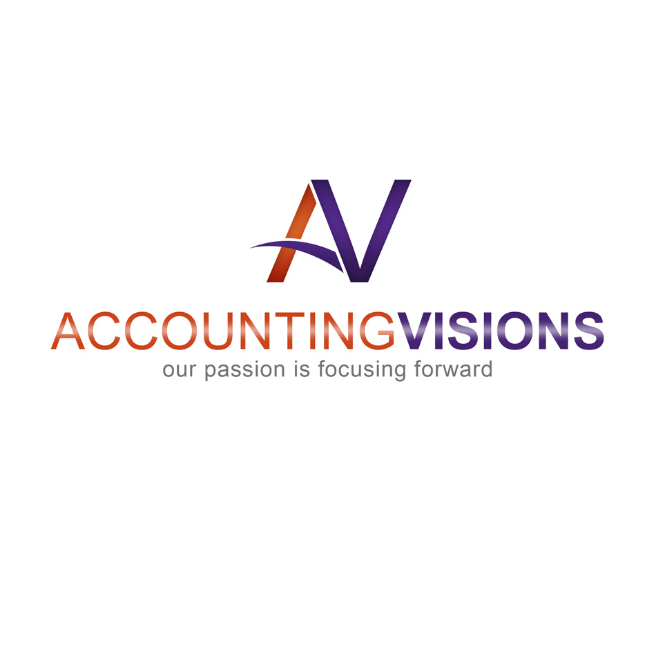 Logo Design by keekee360 - Entry No. 81 in the Logo Design Contest Accounting Visions.