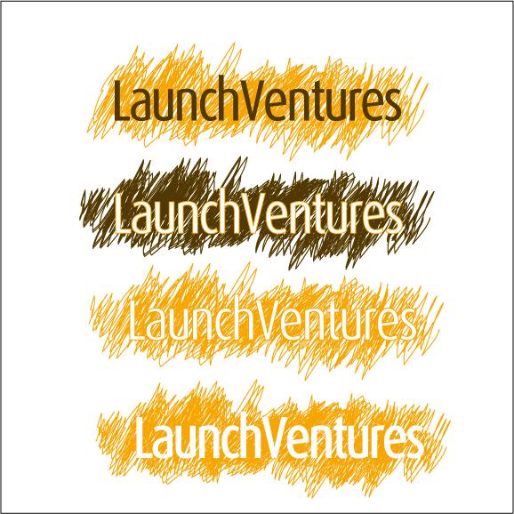 Logo Design by Fatima  - Entry No. 79 in the Logo Design Contest Launch Ventures.